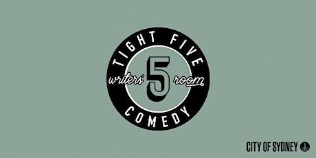 Comedians Writing Movies Screenwriting Workshop + Q&A Sun. 27/9 tickets