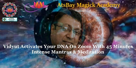 DNA Activation Mantra tickets