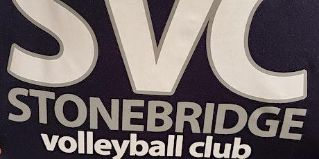 Stonebridge Volleyball Club Tryouts 17U/18U tickets