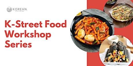 K-Street Food Workshop Series tickets