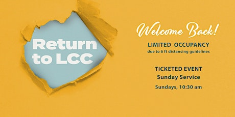 Return to LCC tickets