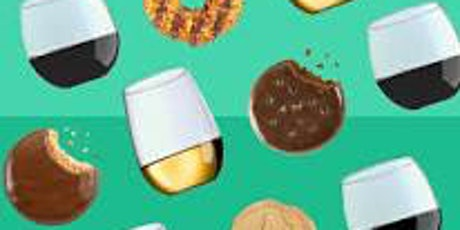 Girl Scout Cookie and Wine Pairing Flight (5 Wines and Cookies) tickets