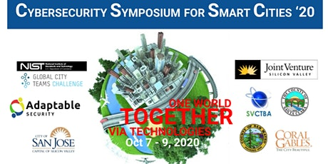 Cybersecurity Symposium for Smart Cities 2020 - Professionals Special tickets