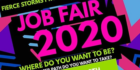FSP - JOB FAIR 2020 tickets