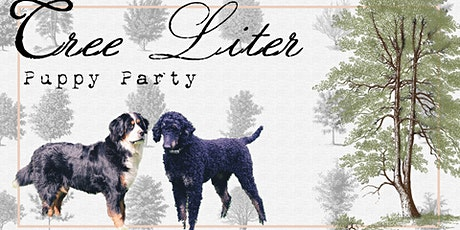 Tree Litter Puppy Party! tickets