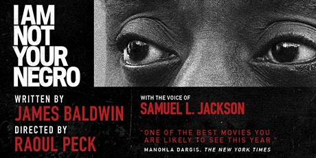 """We Need to Talk: A GSSC Screening of """"I Am Not Your Negro"""" tickets"""