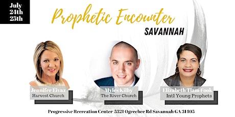 Prophetic Encounter Savannah tickets