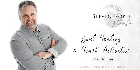 Soul Healing, Meditation & Heart Activation Music with Steven North tickets