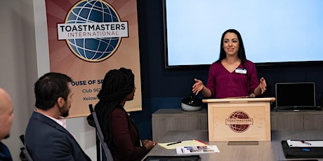 Divine Light Toastmasters Club Meeting (Fun Practice Public Speaking) tickets