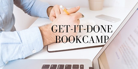 Get-it-Done: Self-Publishing and Marketing your Book BOOKCamp tickets
