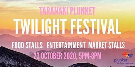 Taranaki Plunket Twilight Festival tickets