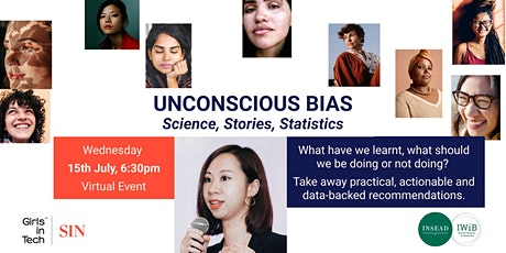 Unconscious Bias: Science, Stories, Statistics - What have we learnt? tickets