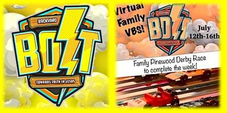 BOLT Vacation Bible School tickets