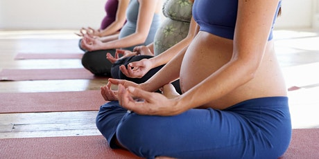 Prenatal Yoga Online - 6 Weeks tickets