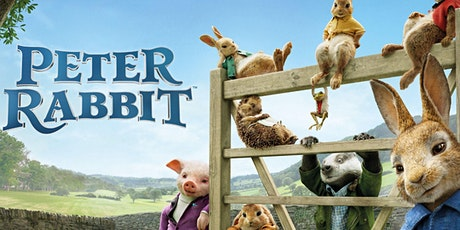 POP UP DRIVE IN | PETER RABBIT(2018) (PG) | Sun, 5 July 2020 | 6pm tickets