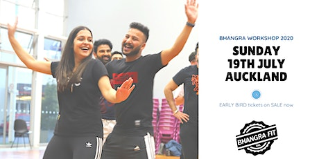 BHANGRA WORKSHOP by Bhangra Fit NZ tickets