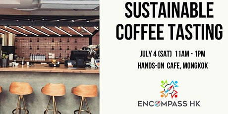 Sustainable Coffee Tasting at Hands-On Coffee tickets