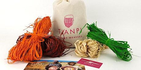 Learn to Weave: Weaving Masterclass with the Tjanpi Desert Weavers tickets