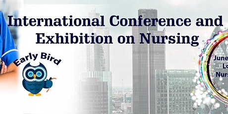 International Conference and Exhibition on Nursing(Nursing London 2021) tickets
