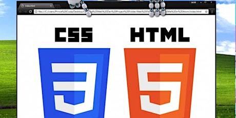 ICanCode Web Design Workshop tickets