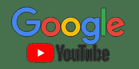 Publicité sur Google et YouTube (Webinar / Atelier de Formation en Ligne) billets