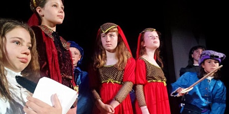 Online Summer Drama Club age to perform Drop Dead Juliet age 6 - 12 tickets