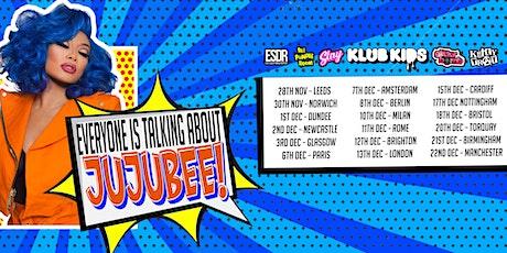 Klub Kids Newcastle Presents JUJUBEE (ages 18+) tickets