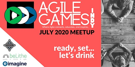 Agile Games Indy | REMOTE July Meetup tickets