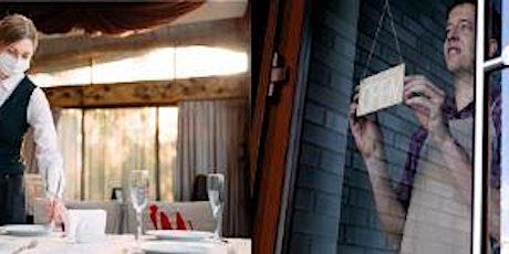 Covid 19 Guidelines in Hospitality Webinar tickets