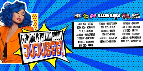Klub Kids Manchester Presents JUJUBEE (ages 18+) tickets