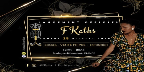 Lancement Officiel - FKaths billets