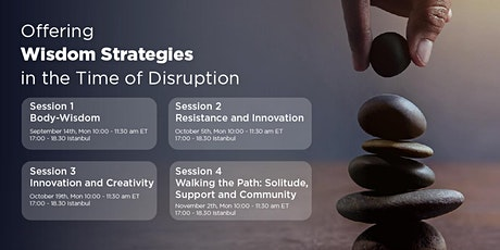 Wisdom Strategies in the Time of Disruption tickets
