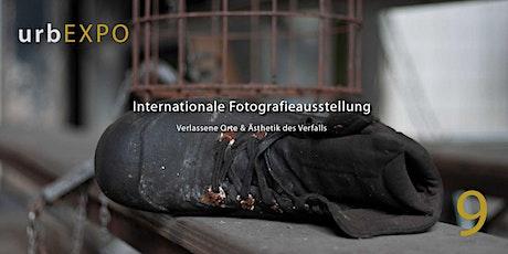 Internationale Fotografieausstellung urbEXPO 9 Tickets