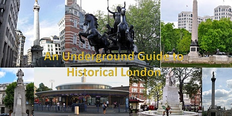 An Underground Guide to Historical London tickets
