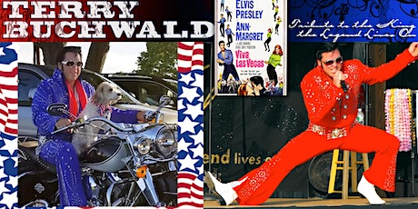 Terry Buchwald - Double Feature: LIVE Concert and a Movie (Car load price) tickets