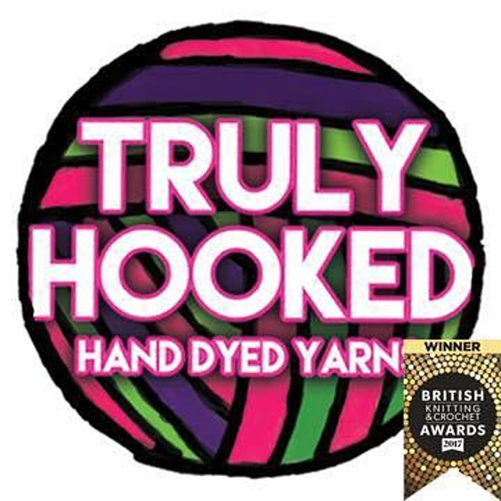 Perth Festival of Yarn Truly Hooked Zoom Room Lounge image