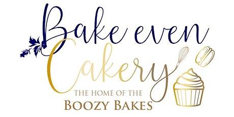 Bakeevencakery Bottomless Brunch tickets