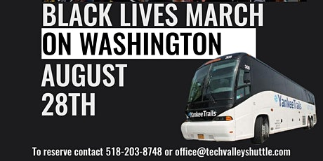 """Black Lives March on DC"" tickets"