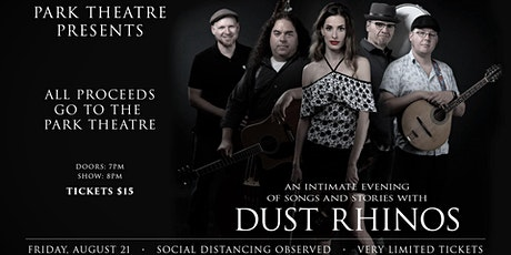 An Intimate Evening of Songs and Stories with the Dust Rhinos tickets