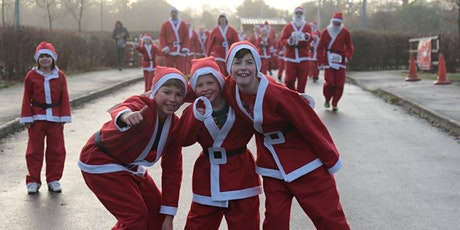 Totton Santa Run 2020 tickets