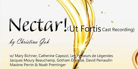 Nectar! (Ut Fortis Cast Recording) tickets