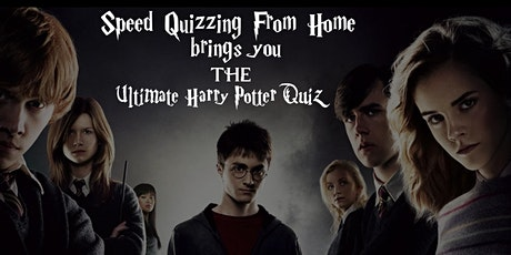 The 'Ultimate Harry Potter Quiz tickets