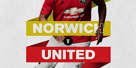 LIVE@!.MaTch Man United V Norwich City LIVE tickets