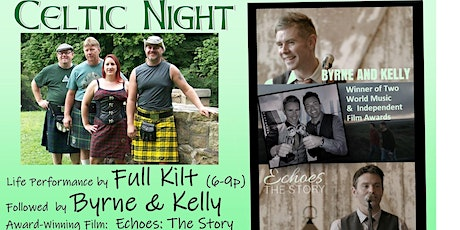 Drive-In Music and Movie - Celtic Night tickets