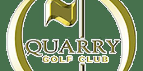 Quarry Golf Club 2 Day Event tickets