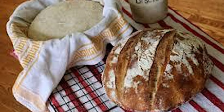 Making Sourdough Starter and Bread (ONLINE CLASS) tickets