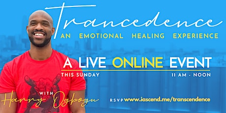 Transcendence - A Live Online Event (Dallas) tickets
