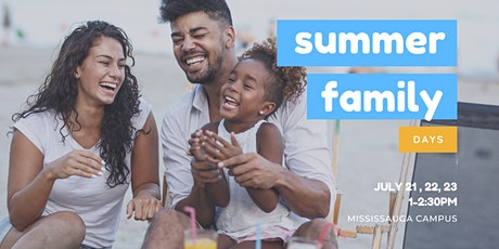 Summer Family Days (Week 1) tickets