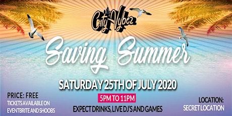 Cityvybez Saving Summer tickets