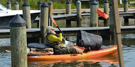 TKAA Trash n Fish Waterway Cleanup tickets